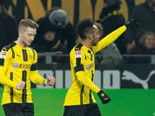Die Dortmunder greifen nach dem Torerekord