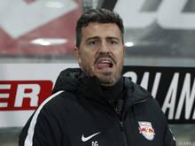 Óscar García sieht sich nur für das Sportliche verantwortlich