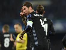 Ramos bewies in Neapel Köpfchen