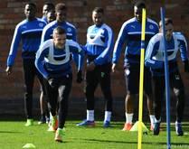 Wieder bessere Stimmung im Training bei Leicester