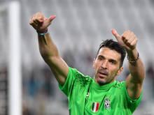 Gigi Buffon hat seinen ersten Champions-League-Titel im Visier