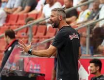Salzburg-Trainer Marco Rose weiß um die schwere Aufgabe in Rijeka