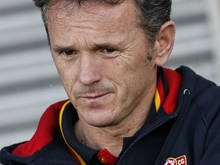 Montenegros Teamchef Branko Brnović hat seine Startelf schon bekannt gegeben
