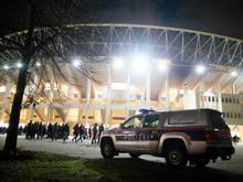 In Wien hatte die Polizei nicht mehr Arbeit als bei Länderspielen ansonsten üblich ist