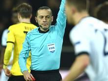 Cüneyt Cakir gilt als renommierter Referee