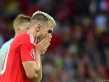 Aaron Ramsey fehlt definitiv gegen Österreich
