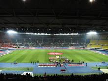 Gespräche über einen Umbau des Happel-Stadions sind nötig