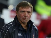 Igor Dobrovolskiy hat als Teamchef neuen Schwung gebracht