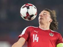 Gegen Moldau muss der Mittelfeldspieler pausieren