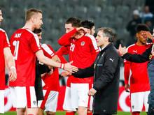 Teamchef Koller plant bereits für Irland-Match