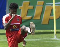 Alabas Einsatz beim Länderspiel ist aber noch nicht gesichert