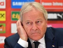 ÖFB-Boss Leo Windtner hat viele Pläne