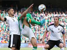 Dragović und Co droht bei der WM die Zuschauerrolle