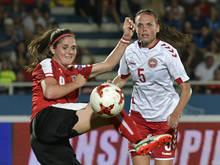 Sarah Zadrazil erzielte zwei Treffer