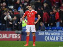 Gareth Bale ist wieder mit an Bord
