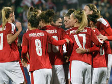 Die ÖFB-Frauen verloren einen Platz im Ranking
