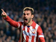 Adrian Lopez war drei Jahre bei Atletico