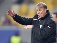Der Norweger Åge Hareide könnte dänischer Teamchef werden