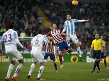 Malaga gewann überraschend