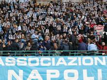 Napoli-Fans feierten Verteidiger Koulibaly