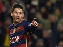 Messi litt an Nierenproblemen