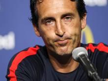 Der neue Paris-Trainer Unai Emery