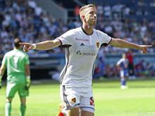Marc Janko traf in der Superliga in dieser Saison bisher schon dreimal