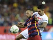 Duell um den Supercup zwischen Barcelona und Sevilla