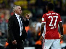 David Alaba hat erst unlängst in München verlängert