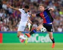 Marc Janko hatte sich in der Champions League gegen Ludogorets Razgrad verletzt