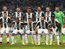 Schöne Zahlen für Italiens Fußball-Meister