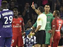 PSG unterlag in Toulouse