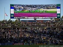 Im Schnitt sahen 21.692 Fans die Spiele des Grunddurchgangs