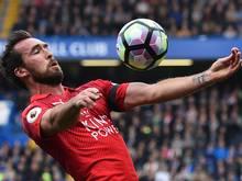 Fuchs will mit Leicester die Auswärts-Wende
