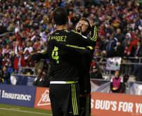 Marquez fixierte Auswärtssieg gegen USA
