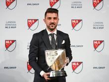 Villa erzielte in dieser Saison 23 Treffer für den New York City FC