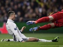 Ronaldo und Co bereits seit 34 Spielen unbesiegt
