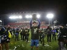 Ivanschitz feierte seinen zweiten Meistertitel