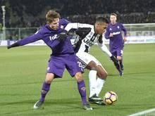 Juventus verlor zuletzt gegen Fiorentina