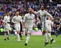 Sergio Ramos erzielte beide Real-Tore
