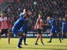 Enttäuschung beim englischen Meister Leicester City