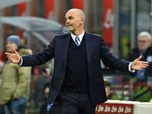 Inter-Coach Stefano Pioli hofft auf Erfolg durch den gemeinsamen Kino-Besuch