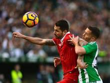 Drei Punkte für Sevilla