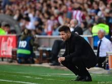 Diego Simeone bleibt weiterhin in Madrid