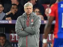 Arsène Wenger coacht Arsenal seit 21 Jahren