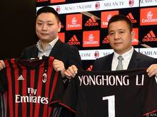 Li Yonghong hat bei Milan nun das Kommando