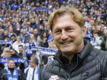 Trainer Hasenhüttl kann für die Champions League planen