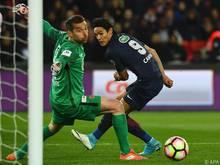 PSG ließ Liga-Spitzenreiter Monaco keine Chance