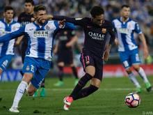 Barcelona zeigte gegen Espanyol keine Schwäche