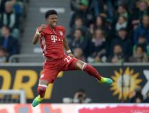 David Alaba wurde mit dem FC Bayern bereits zum sechsten Mal Meister